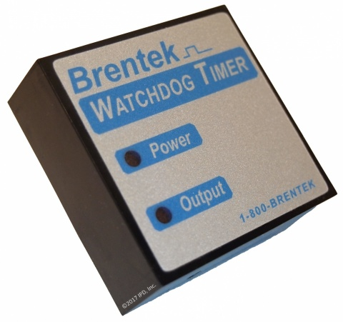 Brentek P8E-WDT24/PLC Enhanced Watchdog Timer
