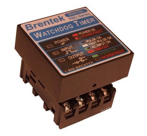 Brentek P8D-WDT24/PLC Digital Watchdog TImer in DIN 8 Octal Socket