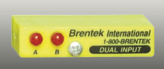 Brentek Gx2-IAC Dual-density Voltage-sensing Input Module