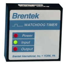 Brentek P8-WDT24/PLC Watchdog Timer with optional Input Indicator