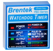 Brentek P8D Watchdog Timer and Industrial Supervisory Module