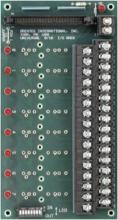 Brentek UNI-816 8-Position Universal I/O Rack