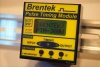 Brentek PTM-300U Pulse Timing Module on DIN rail